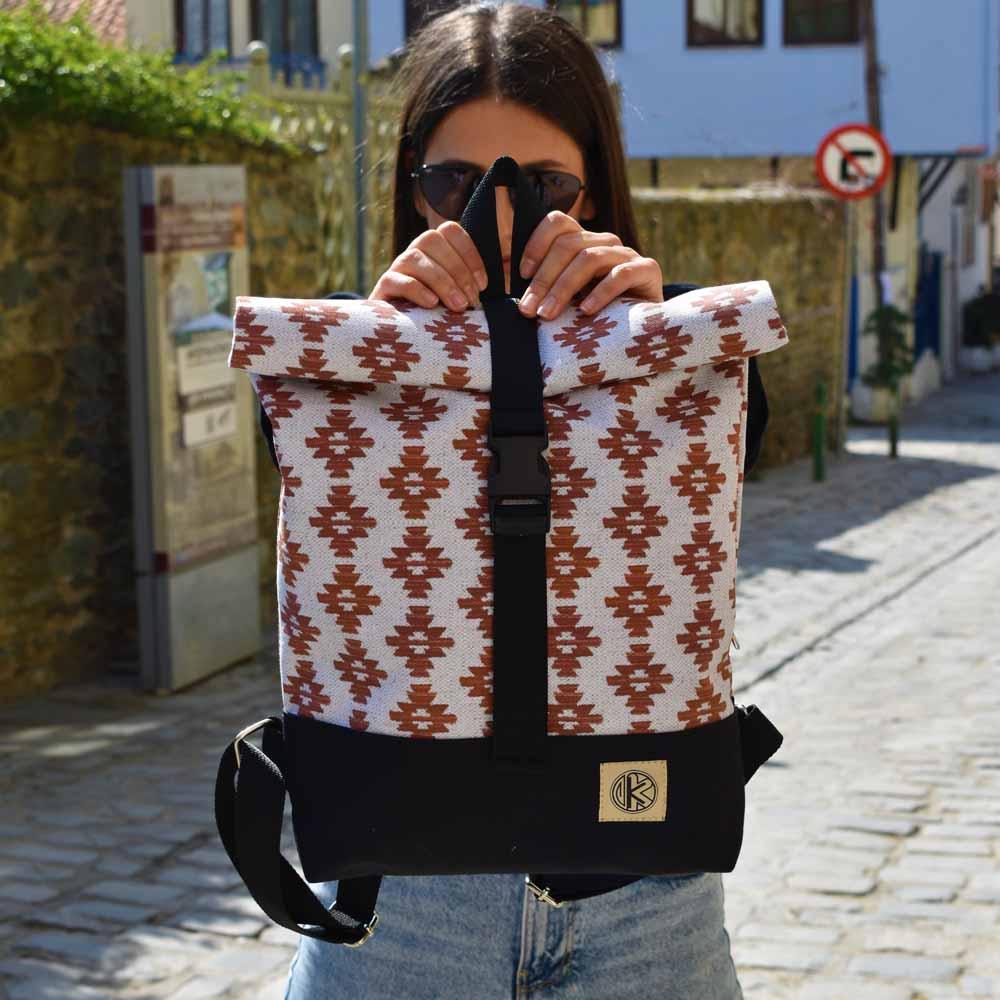 Τσάντα πλάτης Keto